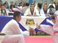 Examen de cambio de cinta Taekwondo ITJ